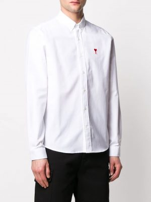 AMI button-down shirt