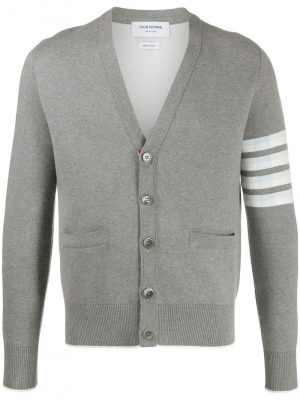 Thom Browne lion cardigan