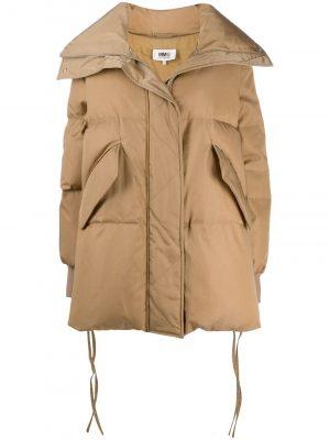 MM6 MAISON MARGIELA Padded Jacket Camel