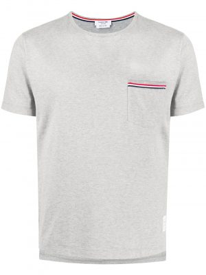 Thom Browne pocket trim t-shirt
