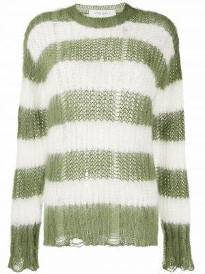 Golden Goose knitted striped jumper