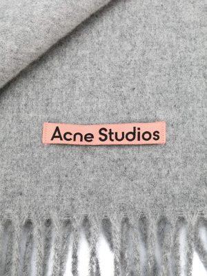 Acne Studios fringed scarf