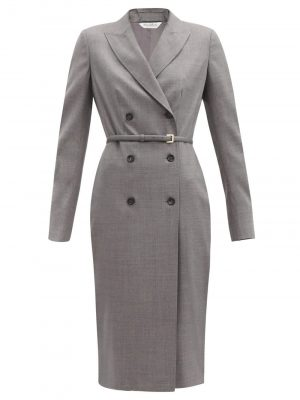 Maxmara HIDALGO wool dress