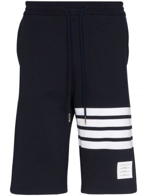 Thom Browne Unisex 20FW MJQ012H-00535 461 sweat Shorts Navy