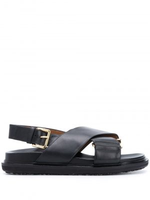 Marni criss-cross sandals