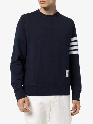 Thom Browne 4-bar sweatshirt
