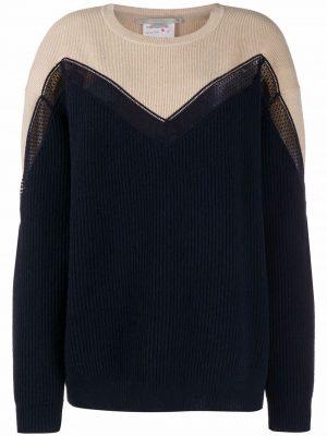 Stella McCartney chevron knitted jumper