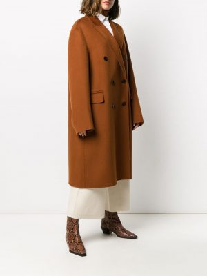 Joseph Carles double-breasted coat