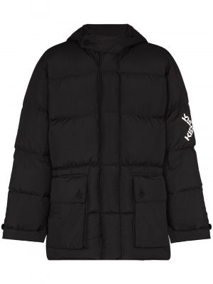 Kenzo hooded padded jacket