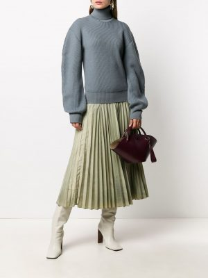 Jil Sander roll-neck knit jumper