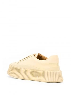Jil Sander chunky sole sneakers