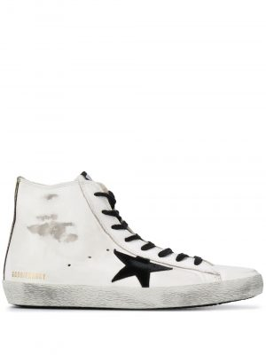 Golden Goose 20FW GWF00113 F000373 10290 high top trainer black/White