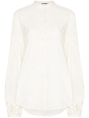 Jil Sander balloon sleeve shirt