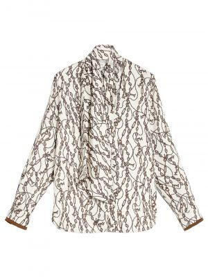 MaxMara LETICIA silk shirt