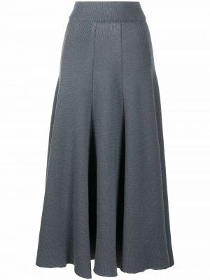 JIL SANDER A-line skirt