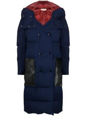 Marni 20FW PIMA0036Q0 TP679 00B61 Padded jacket Navy