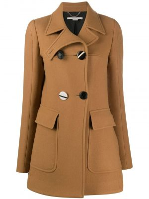 Stella McCartney large button coat