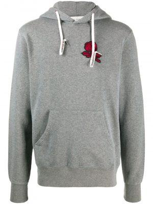 Golden Goose floral drawstring hoodie