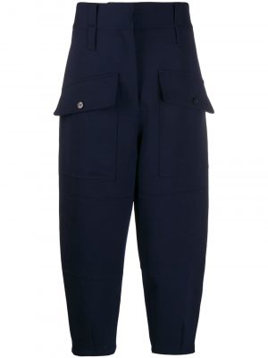 Stella McCartney tapered cropped trousers