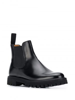 Church's 20FW DT0181 9SN F0AAB NIRAH T leather Chelsea boots Black