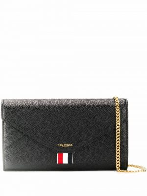 Thom Browne chained envelope clutch
