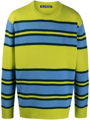 Acne Studios oversized striped jumper