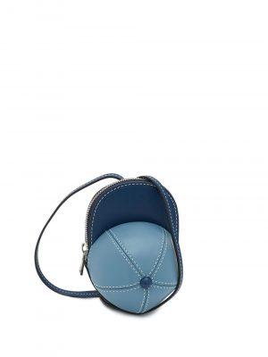 JW Anderson 21PS HB0230 LA0020  887cap bag  Blue/Navy