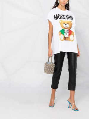 Moschino Teddy Bear logo T-shirt