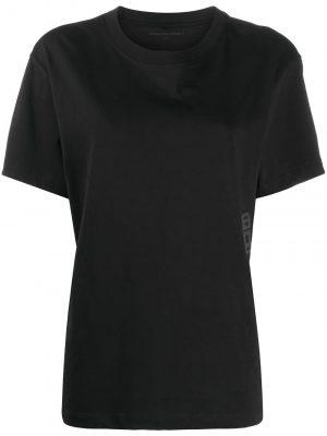 Alexander Wang logo jersey T-shirt