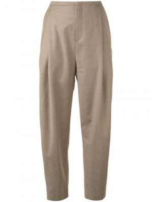 Toteme wool flannel trousers