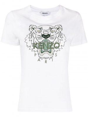 Kenzo Tiger-print T-shirt