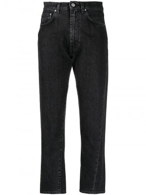 Toteme high-waisted cropped jeans