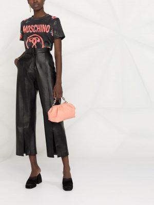 Moschino rose print T-shirt