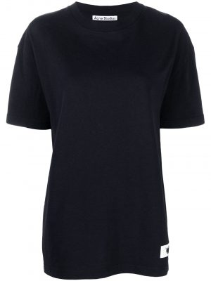 Acne Studios logo patch T-shirt