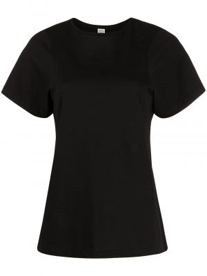 Toteme curved seam T-shirt