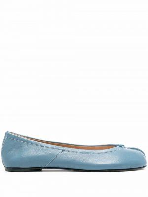 Maison Margiela 21SS S58WZ0042 P3753 T6050 Tabi ballerina flats Blue