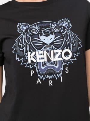 Kenzo graphic-print logo T-shirt