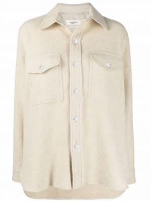 Isabel Marant Etoile Faxon shirt jacket