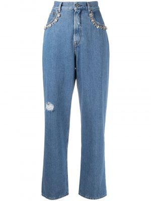 Golden Goose embellished-detail jeans