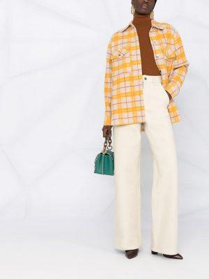 Isabel Marant Etoile plaid jacket