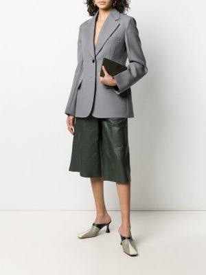 Jil Sander single-breasted blazer jacket
