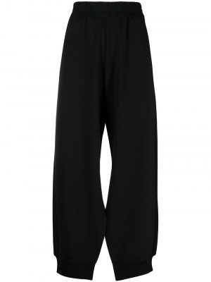 MM6 cotton-jersey track pants