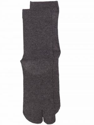 Maison Margiela Tabi fine-knit socks