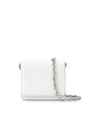 Maison Margiela stitch-detailed minibag