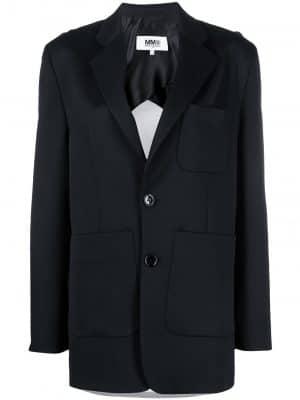 MM6 double-side blazer