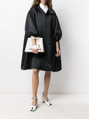 Maison Margiela puff-sleeve oversized dress