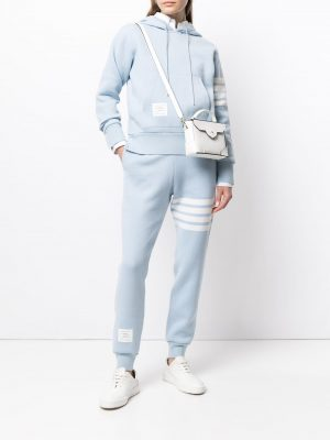 Thom Browne four-stripe hoodie