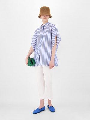 MaxMara Weekend FARAONE cropped trousers