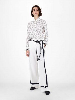 Max Mara CUNEO long trousers