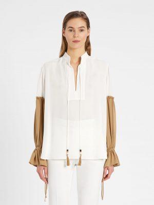 Max Mara RAIL silk shirt